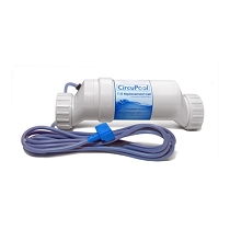 Long-life Replacement T-15 Cell, fits Hayward Aqua Rite / Goldline / Swim Pure Plus Salt Systems, from CircuPool